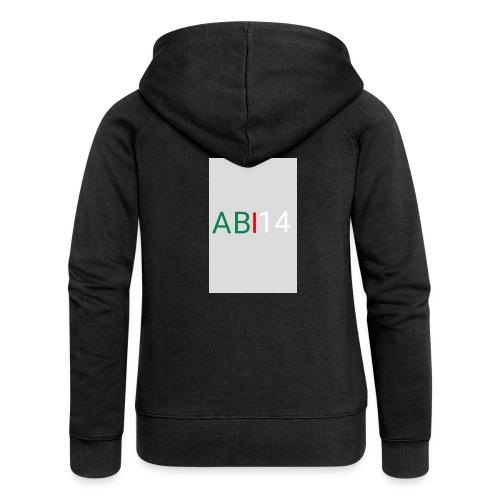 ABI14 - Veste à capuche Premium Femme