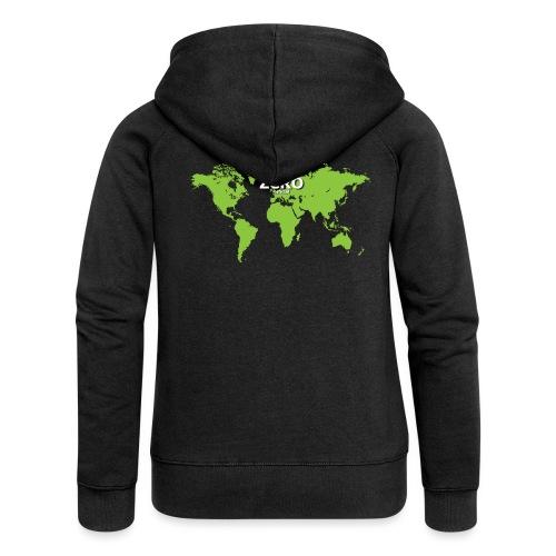 World Z€RO official - Women's Premium Hooded Jacket