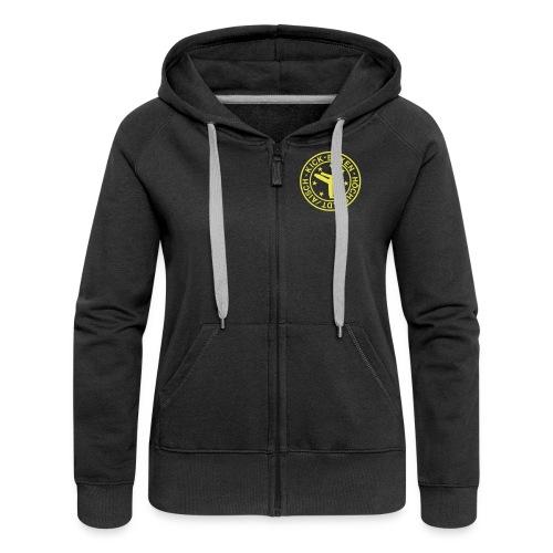 KBC Logo - Frauen Premium Kapuzenjacke