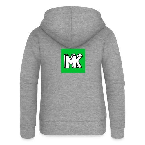 MK - Vrouwenjack met capuchon Premium