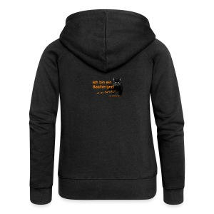 Statement Baalberge - Frauen Premium Kapuzenjacke