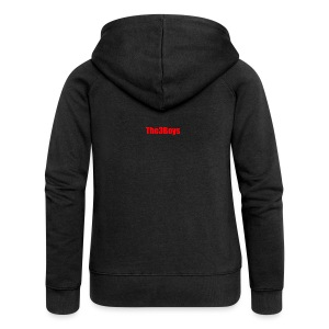 The3Boys Merchandise - Women's Premium Hooded Jacket
