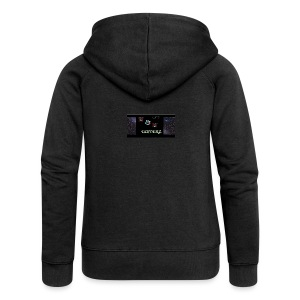 M&M gamerz - Women's Premium Hooded Jacket