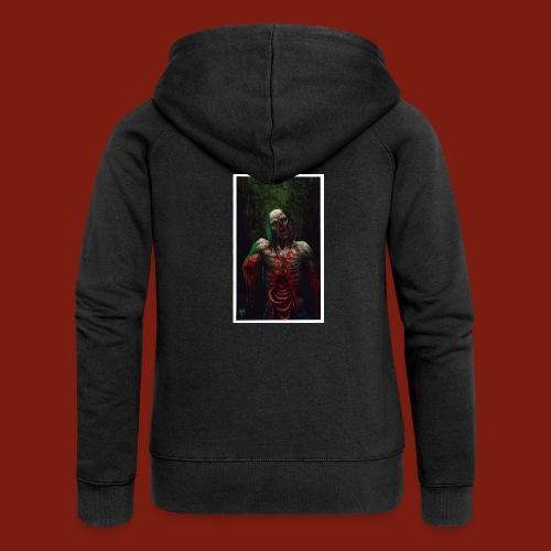 Zombie's Guts - Women's Premium Hooded Jacket