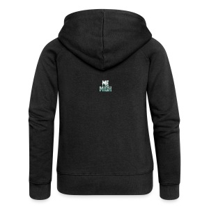 MeMigH | Merch Kollektion - Frauen Premium Kapuzenjacke