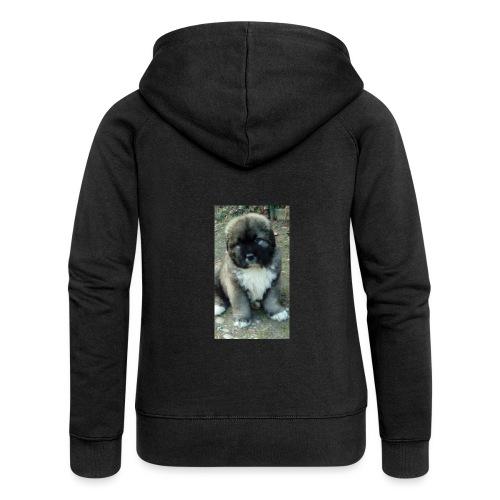 Kolekcja Kazan - Rozpinana bluza damska z kapturem Premium