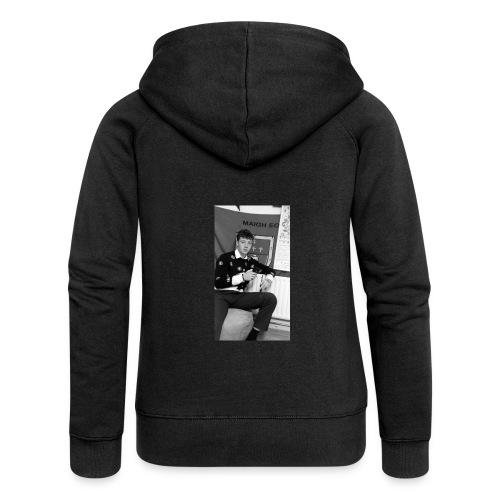 el Caballo - Women's Premium Hooded Jacket