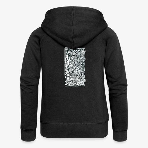 Anxiety Trip - Women's Premium Hooded Jacket