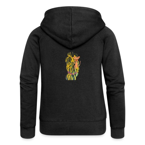 Bananas king - Women's Premium Hooded Jacket