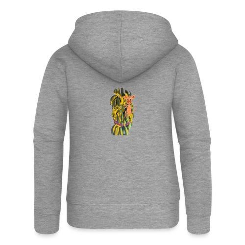 Bananas king - Women's Premium Hooded Jacket