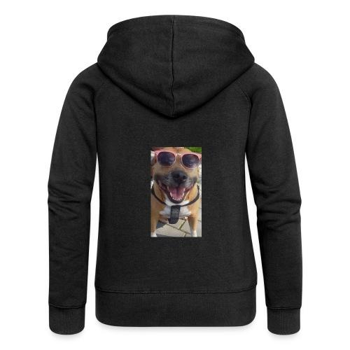 Cool Dog Foxy - Vrouwenjack met capuchon Premium