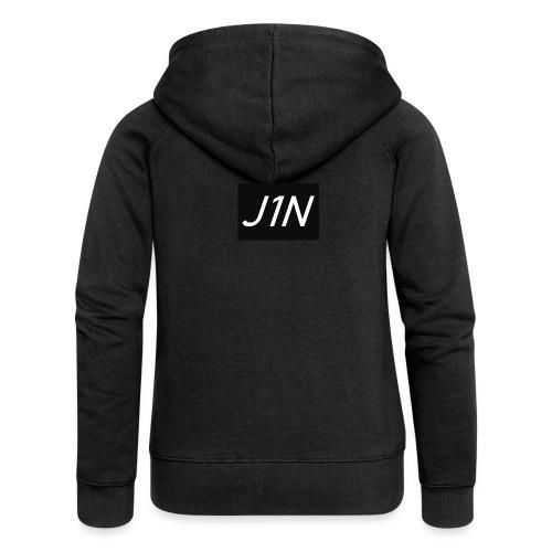 J1N - Women's Premium Hooded Jacket