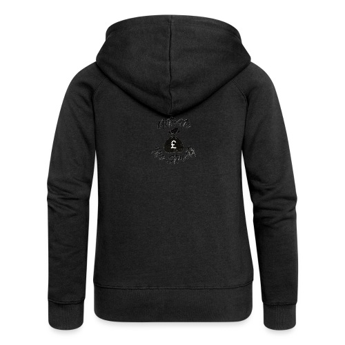 Motivate The Streets - Women's Premium Hooded Jacket
