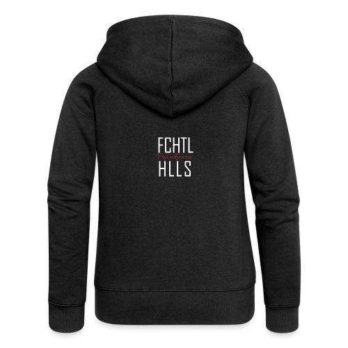 Fichtelhills Frankonia - Frauen Premium Kapuzenjacke