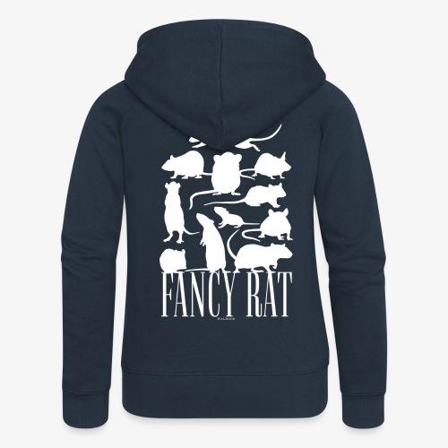 Fancy Rat - Naisten Girlie svetaritakki premium