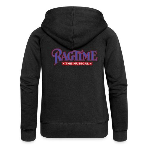 Brand Ragtime 01 png - Frauen Premium Kapuzenjacke