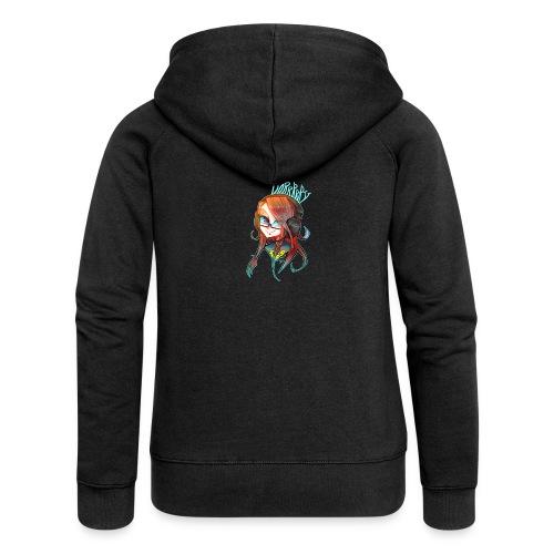 gaming - Veste à capuche Premium Femme
