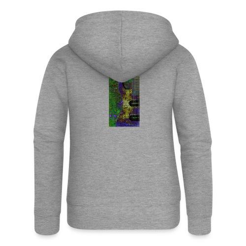 Music design gifts - Women's Premium Hooded Jacket
