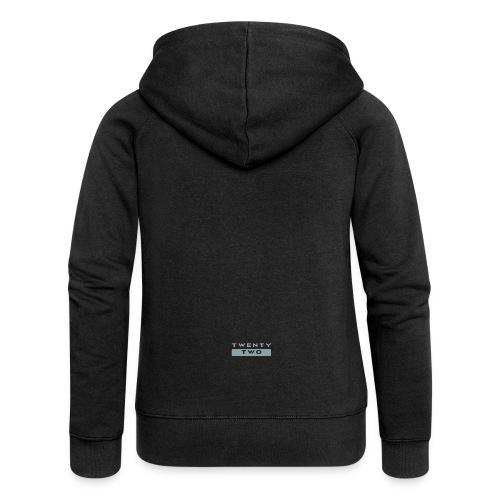 Twenty Two - Women's Premium Hooded Jacket