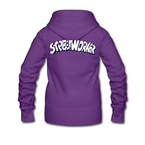 Streetworker Girls Two - Frauen Premium Kapuzenjacke