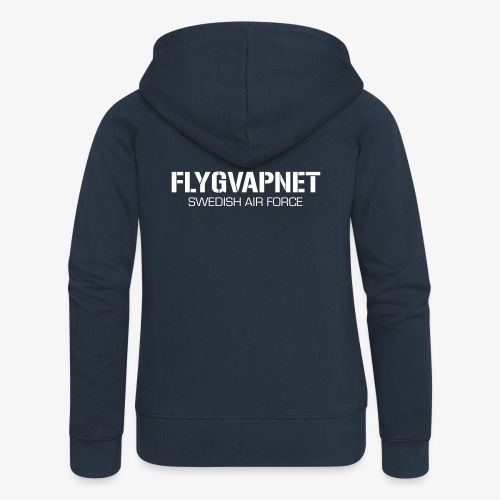 FLYGVAPNET - SWEDISH AIR FORCE - Premium luvjacka dam