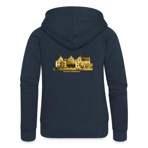 Ippenburg Schloss Adelswohnsitz Bad Essen - Frauen Premium Kapuzenjacke