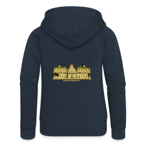 Rastatt Schloss Residenz Barock Baden-Baden - Frauen Premium Kapuzenjacke