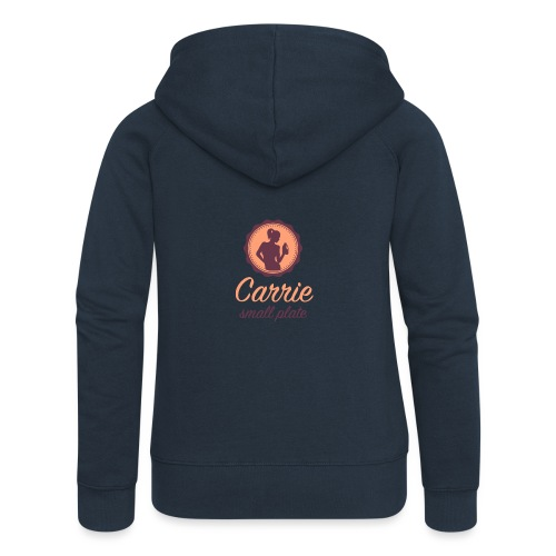 CSP_logo_Oct2016 - Women's Premium Hooded Jacket