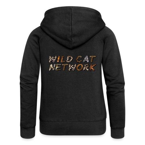 WildCatNetwork 1 - Women's Premium Hooded Jacket