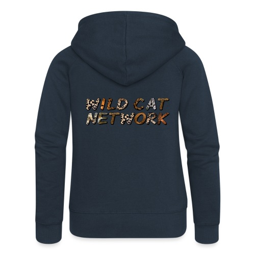 WildCatNetwork 1 - Women's Premium Hooded Jacket
