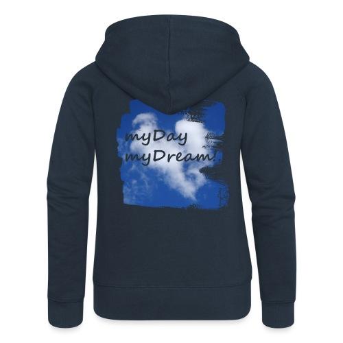 myDay myDream - Frauen Premium Kapuzenjacke