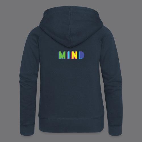 MIND Tee Shirts - Women's Premium Hooded Jacket