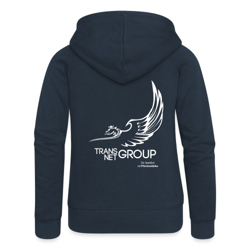 TNG 2019 - Frauen Premium Kapuzenjacke