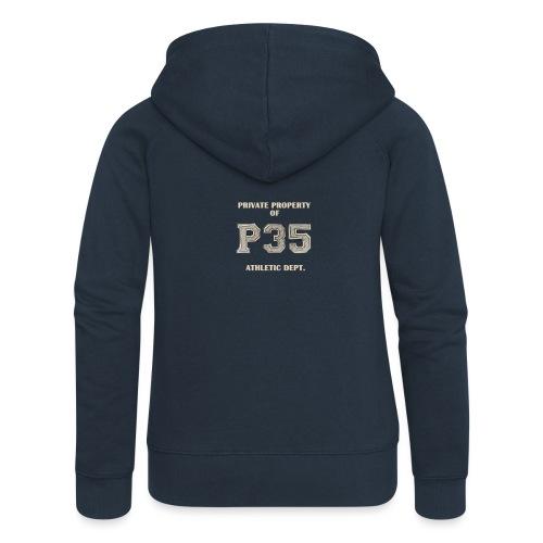 Property P35 - Frauen Premium Kapuzenjacke