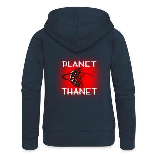 Planet Thanet - Made in Margate - Women's Premium Hooded Jacket