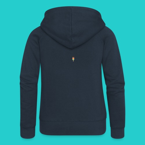 My Awesome Popsicle - Women's Premium Hooded Jacket