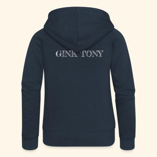 Gink Tony Merchandise 4 - Frauen Premium Kapuzenjacke