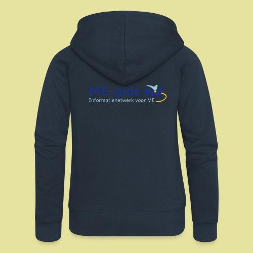 logomegids - Vrouwenjack met capuchon Premium