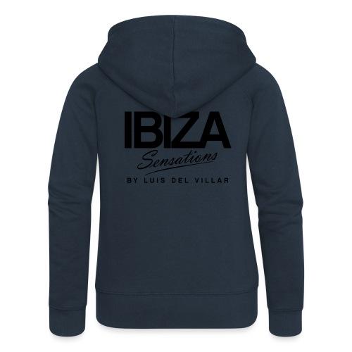 Cooking Apron Ibiza Sensations - Chaqueta con capucha premium mujer
