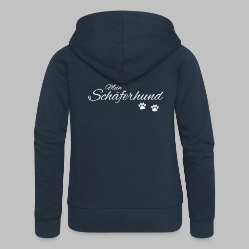 Mein Schäferhund - T-Shirt - Hoodie - Pullover - Frauen Premium Kapuzenjacke