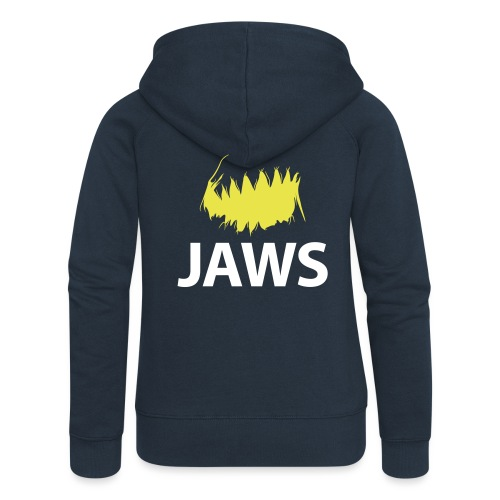Jaws Dangerous T-Shirt - Women's Premium Hooded Jacket