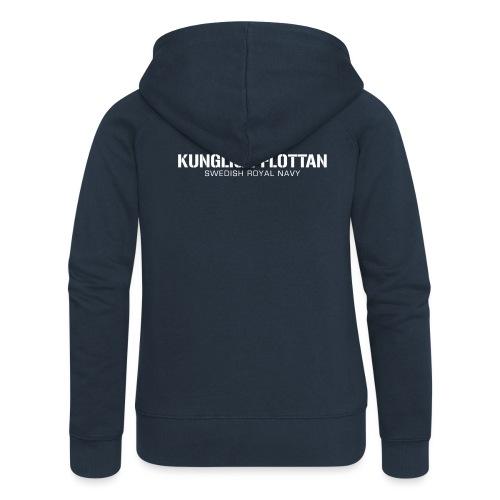 Kungliga Flottan - Swedish Royal Navy - Premium luvjacka dam