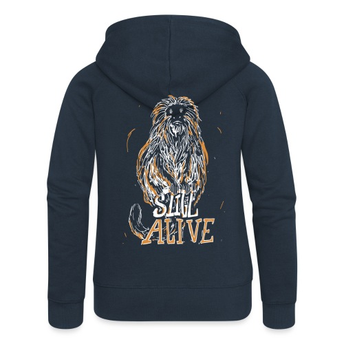 Still alive - Women's Premium Hooded Jacket