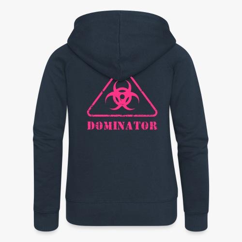 DOMINATOR - Frauen Premium Kapuzenjacke