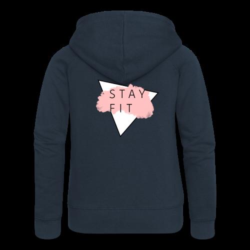 STAYFIT Collection - Premium hettejakke for kvinner