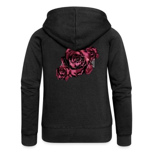 Rose Guardian Small - Premium hettejakke for kvinner