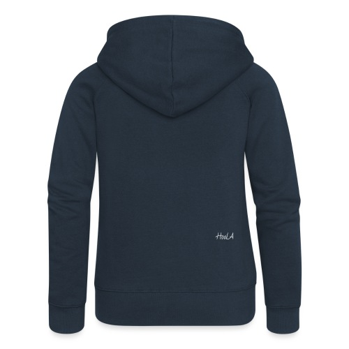 hello classic - Women's Premium Hooded Jacket