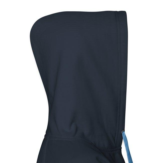 Vorschau: Glitzer Pferd - Frauen Premium Kapuzenjacke