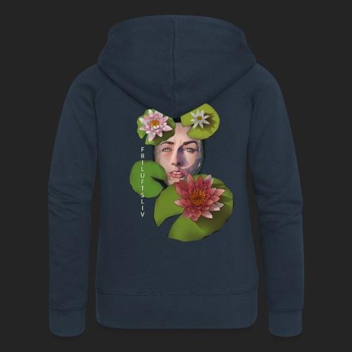 Friluftsliv L'art de se connecter avec la nature - Veste à capuche Premium Femme