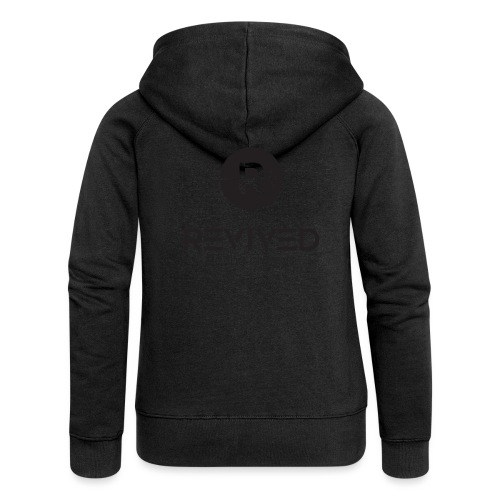 Revived be the change - Women's Premium Hooded Jacket